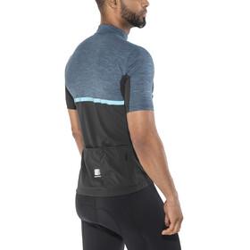 Sportful Giara Jersey Men blue denim/black/blue